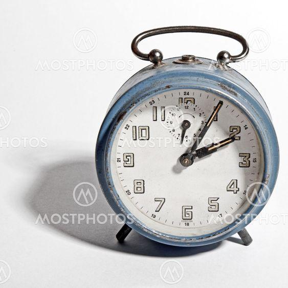 vanha herätyskello