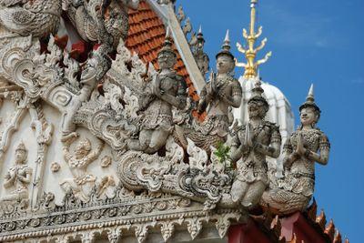Wat Mahathat, Phetchaburi, Thailand