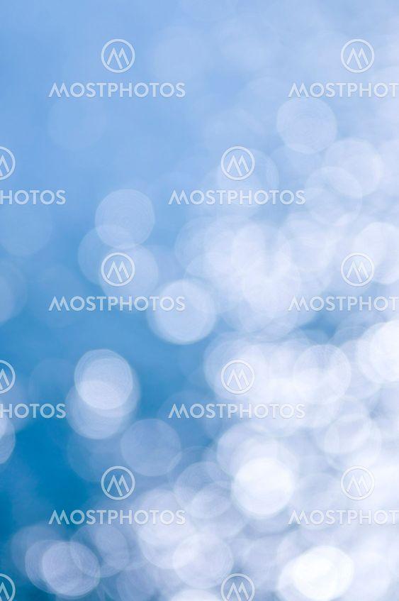 Sininen ja valkoinen tausta