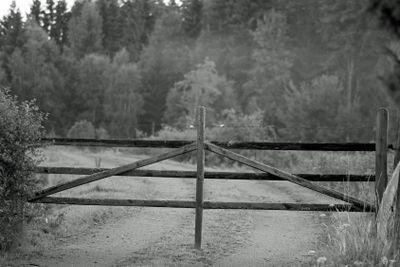 Old Wodden Gate