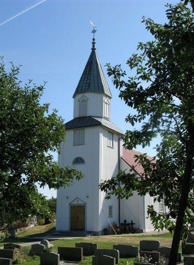 Kärringö church