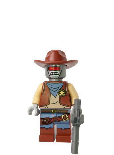 Deputron Lego Minifigure