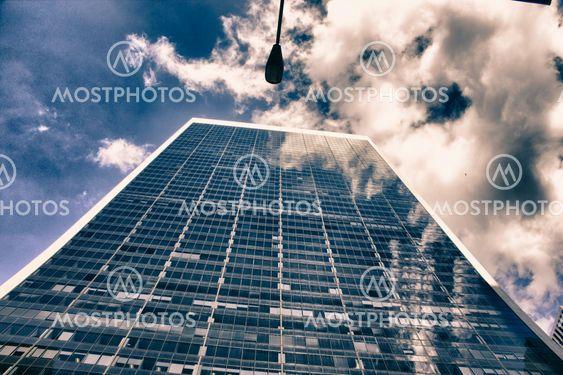 Huge Buildings of New York City