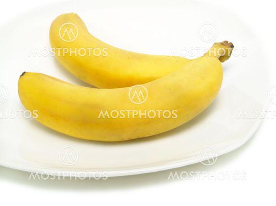 Tuoreiden banaanien
