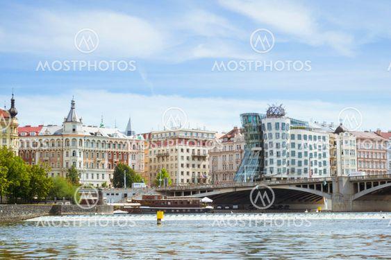 Dancing home in Prague