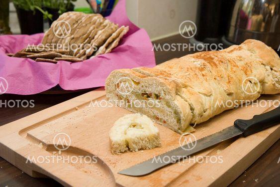 Oliven brød