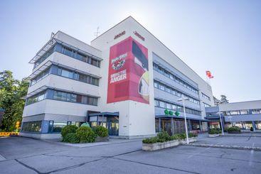 Rovio entertainment company head office