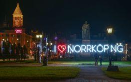 Norrköping Light Festival 2019