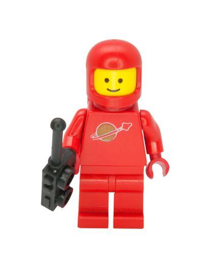 Red Astronaut Lego Minifigure