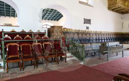 Ancient government seats in House of Freedom, Sucre