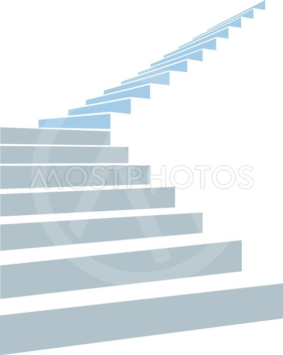 What is the symbolism of stairs? angle izer template