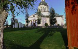lejonströms kyrkan