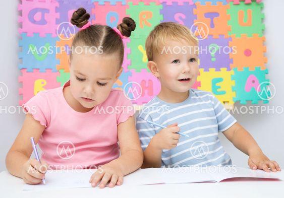 Børn skriver om deres bøger