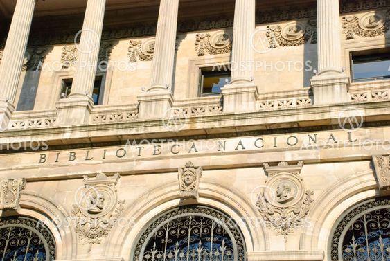 Spanske Nationalbiblioteket, Madrid