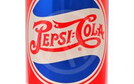 Vintage pepsi cola can