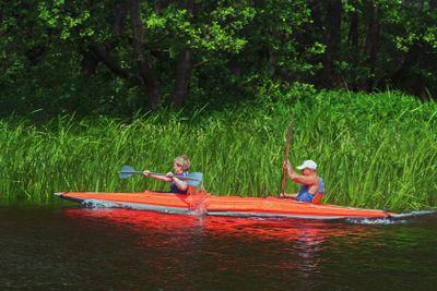 Canoeing - 2.