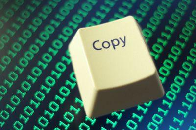 computer copy key
