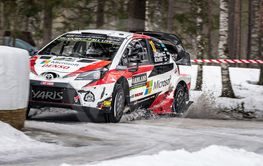 2019-02-16 World Championship-swedish rally
