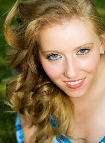 Attractive Blonde