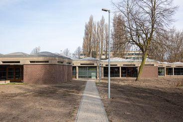 Municipal Orphanage in Amsterdam, Netherlands