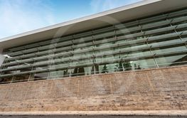 Museum of the Ara Pacis Augustae - Rome Italy