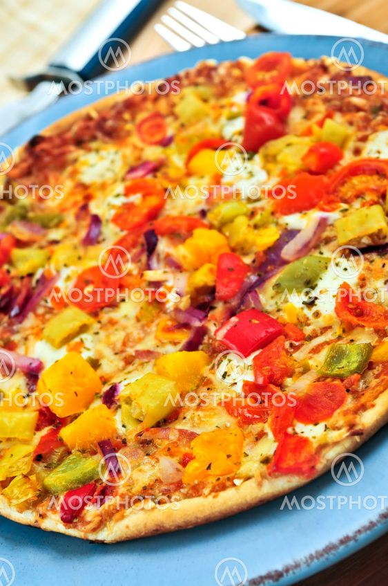 Vegetar pizza