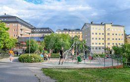 Sommarkväll i Norrköping