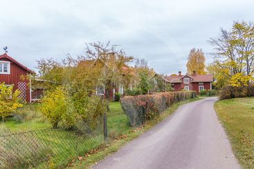 En by med gamla anor