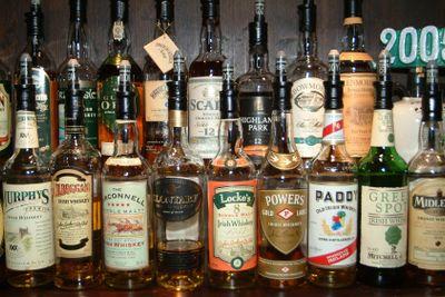Whiskyflasche | whiskey
