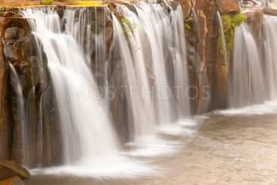 Tad Pha Suam Waterfall, Laos