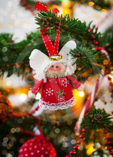 Decorative Christmas angel