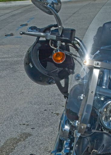 Lets Ride, Motorcycle abstract