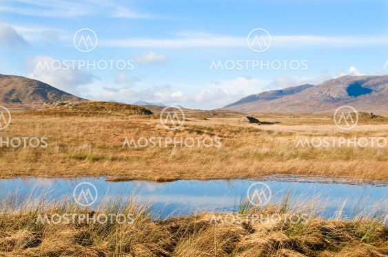 Landscape of Connemara