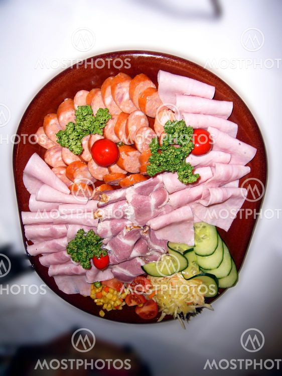 Ham And Sausages