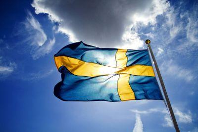 Sveriges Flagga 3