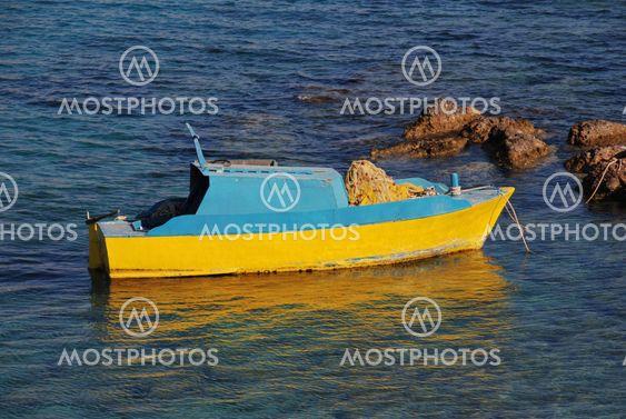 Kalastuksen vene, Halkin saarella
