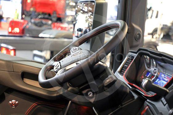 NextGen Scania Truck Interior