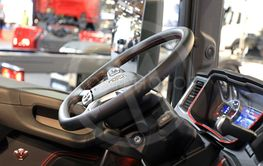 New Scania S730 Truck With