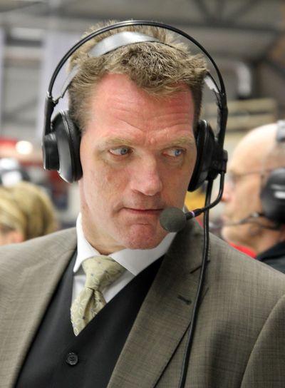 Calle Johansson expertkommentator på Viasat Hockey