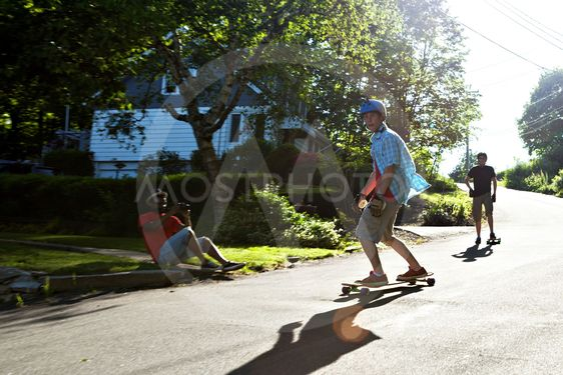 Longboarding Lifestyle Shoot