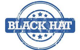 Black Hat SEO stamp