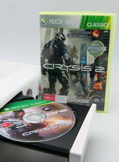 Crysis 2 Xbox 360 Game