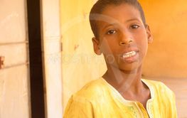 Boy from Niger