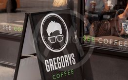 Gregory Coffee Shop in New York City