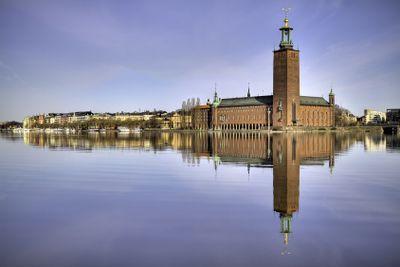 Stockholm City-hall.
