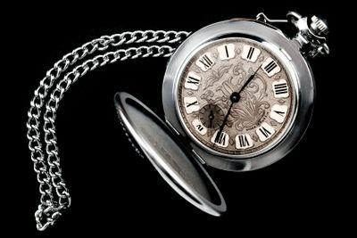 Russian old pocket watch