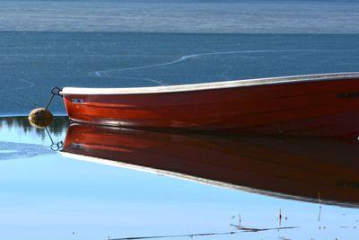 båten i sjön