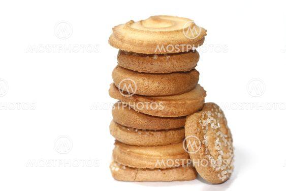 Stacken av Cookies