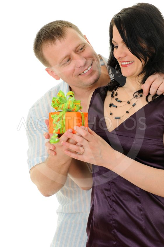 Gift to the woman