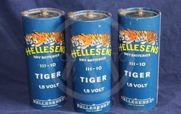 Hellesens 111-10 Tiger